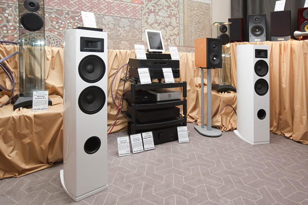 Moscow Hi-End Show 2012. Audiomania