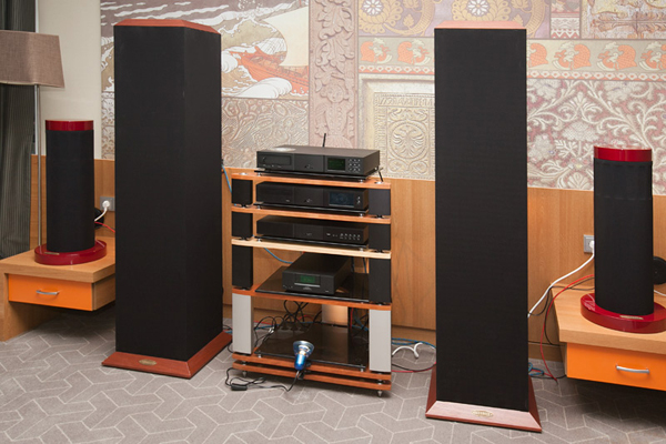 Moscow Hi-End Show2012: Esoterica, rooms 215-218