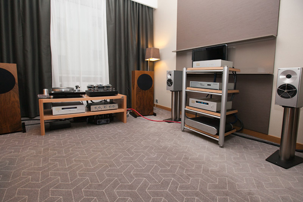 Moscow Hi-End Show 2012. Expert-Sound, Eugene Group