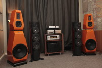 Russian high-end manufacturer Oxygen Acoustic