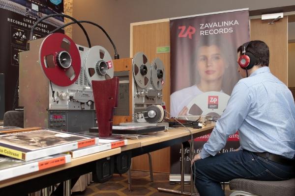 Стенд Zavalinka Records