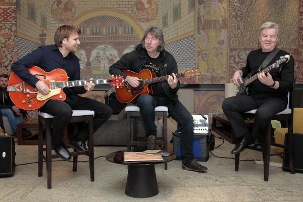 Выступление группы VivaAcoustica