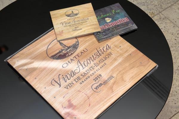Винил и CD группы VivaAcoustica
