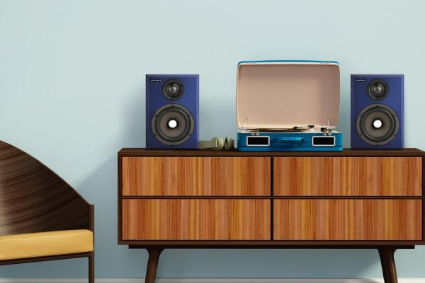 Полочная беспроводная акустика Aurender S5W