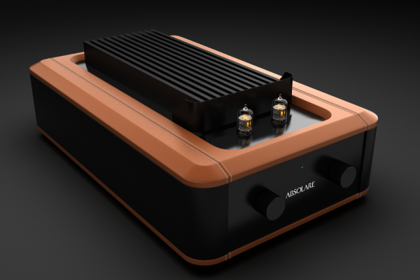 Новый интегральный усилитель Absolare представит Audio Video Designas