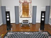 New Ambience: стереосистема на базе акустики TIDAL Piano Diacera.