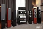 CTC CAPITAL (акустика Audiovector, компоненты Musical Fidelity), комната №223