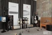 Simple Distribution (акустика Yamaha, компоненты Lyngdorf), комната №237