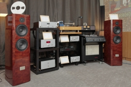 КТК Студия 300 (акустика и компоненты Natural Audio)