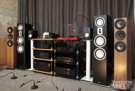Simple Disribution (акустика Amphion, акустика и компонеты Magnat, компоненты Emotiva), комната №236