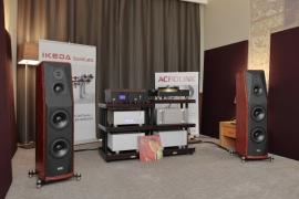 Компания Hi-End Centre (акустика Peak Consult Zoltan, электроника Ypsilon)