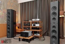 Milky Sound (акустика Audiosolutions, усиление Bricasti)