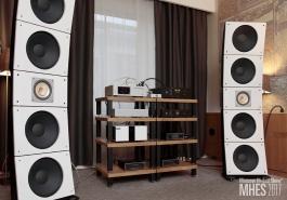 MilkySound (Waversa Systems, Rockna Audio, PAP Quintet 15), комната №238