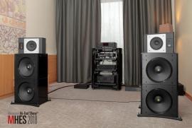 Чернов Аудио (компоненты, коммутация Чернов Аудио, акустика Wolf von Langa)