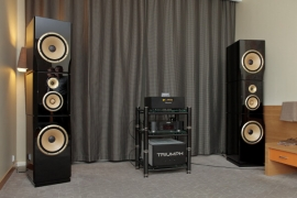 Акустика, компоненты TRIUMPH Audio