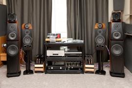 DS acoustics, комната №207