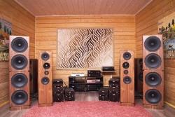 Audio Stand Art