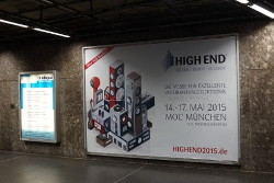 THE HIGH END SHOW 2015 — MUNICH