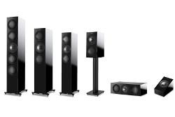 акустические системы новой R-Series KEF