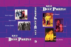 Книги о Deep Purple