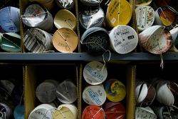 Vinyl lables