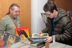 Фотоотчтёт выставки Vinyl by MHES 14-15 декабря